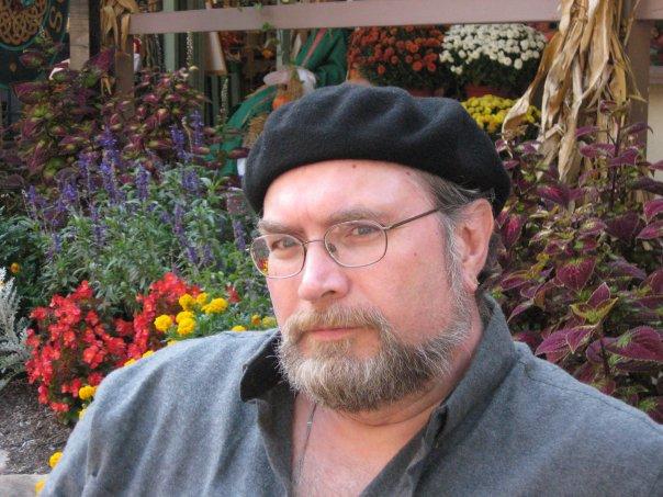 Jonathan Maberry author photo 2009