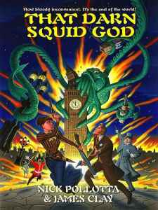 THAT DARN SQUID GOD