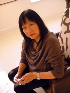 Interview with author May Pang