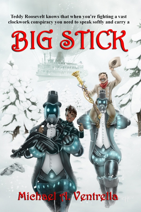 Big Stick cover